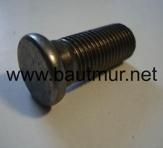 baut mur - baut round head