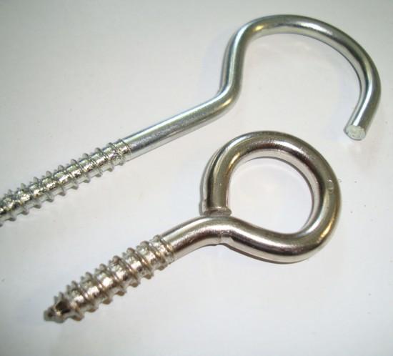 skrup - hook screw