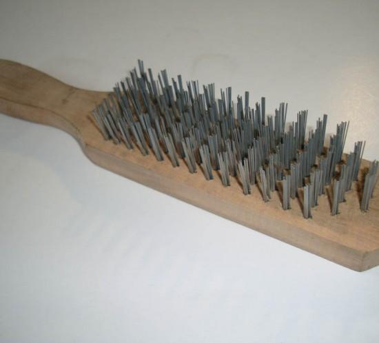 tool - sikat baja