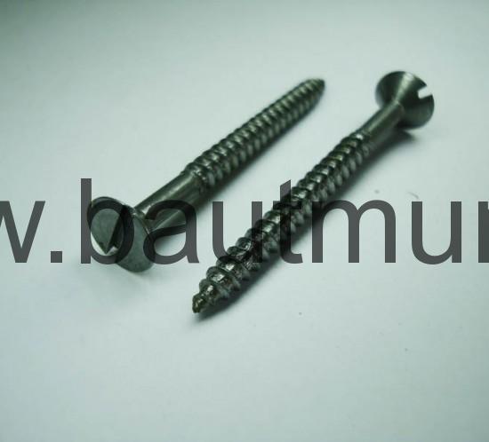 Skrup kayu or wood screw